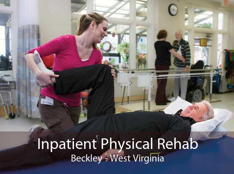 Inpatient Physical Rehab Beckley - West Virginia