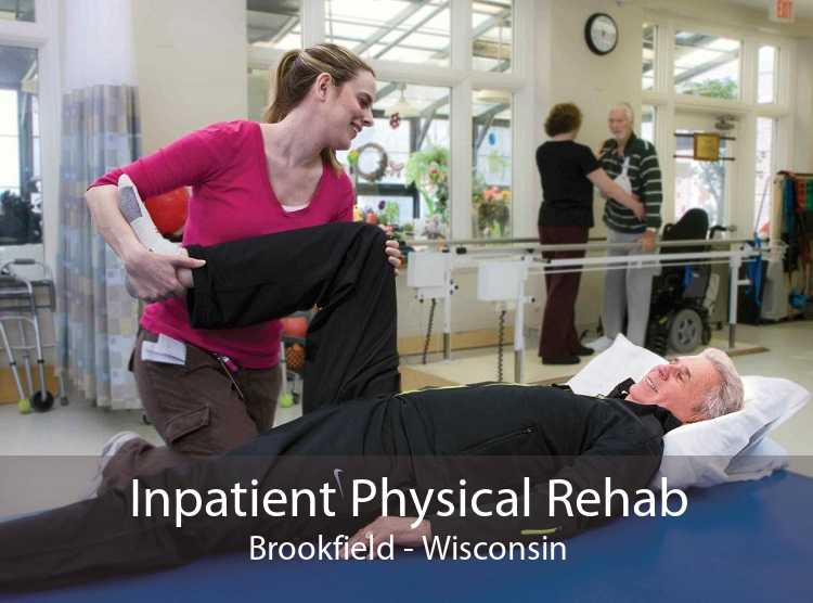Inpatient Physical Rehab Brookfield - Wisconsin