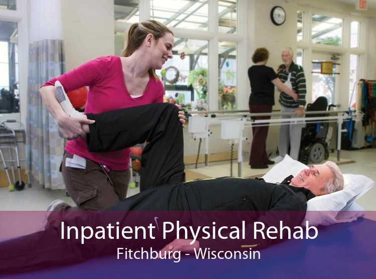 Inpatient Physical Rehab Fitchburg - Wisconsin