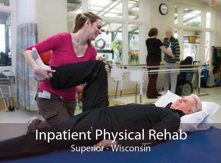 Inpatient Physical Rehab Superior - Wisconsin