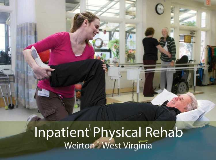 Inpatient Physical Rehab Weirton - West Virginia