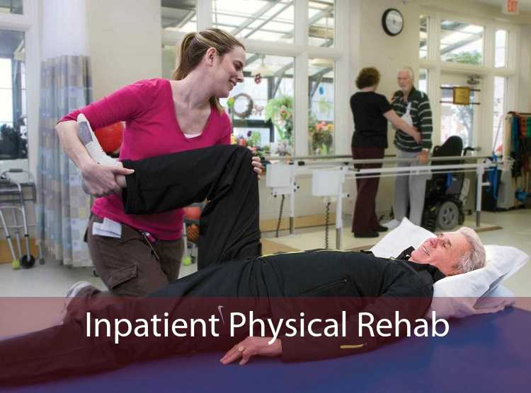 Inpatient Physical Rehab